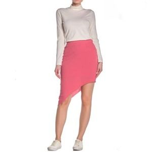 Frank & Eileen Short Asymmetrical Skirt XS